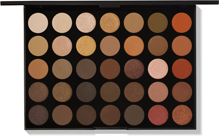 Morphe 35O Nature Glow Artistry Palette