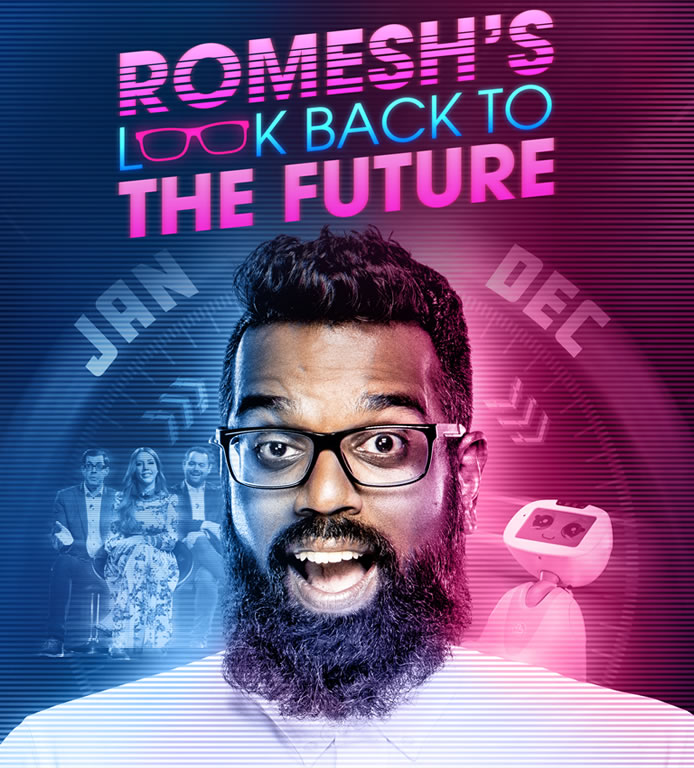 Romesh Looks Back to the Future 2