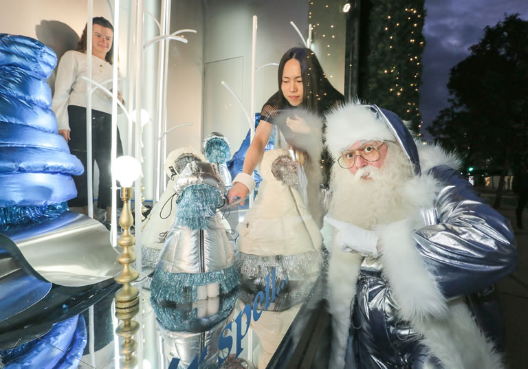 Selfridges Unveils 'A Christmas for Modern Times' 2019