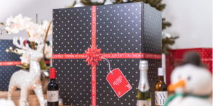 Virgin Wines mixed wine advent calendar