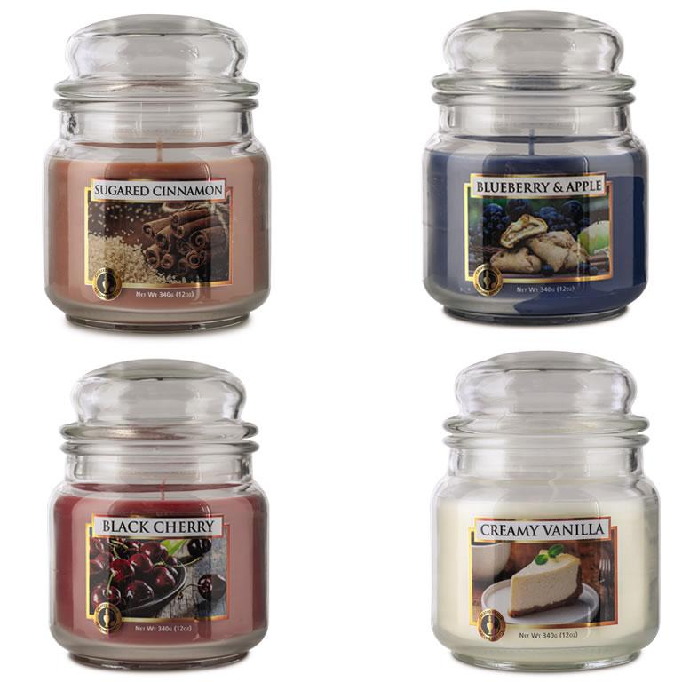 Aldi Candle Jar