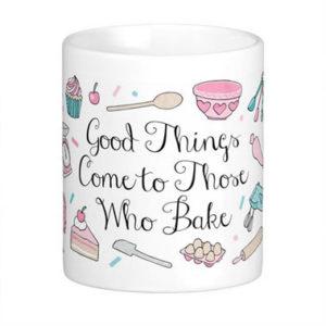 Amazon Bake Cup Mug