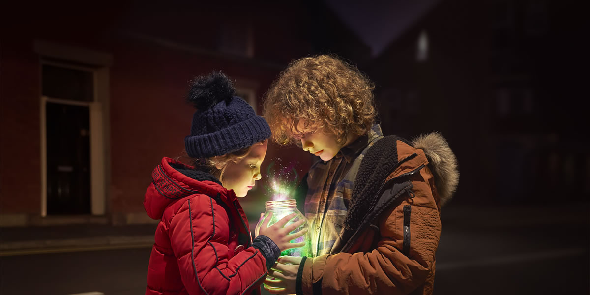 ASDA 'Let's Make Christmas Special' advert 2019 - Tilly and Jack
