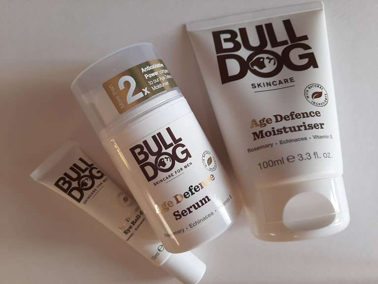 Bulldog age defense kit