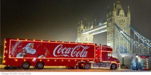 Coca-Cola 2019 Christmas Truck Tour Dates