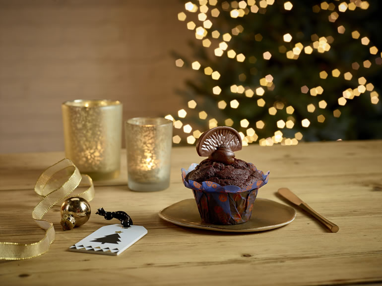 Terry's Chocolate orange muffin