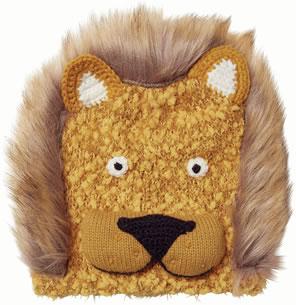 Fat Face lion hat