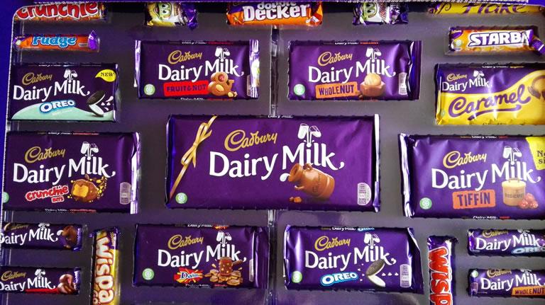 Image of Cadburys chocolate box