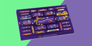 Image of Cadbury's selection set