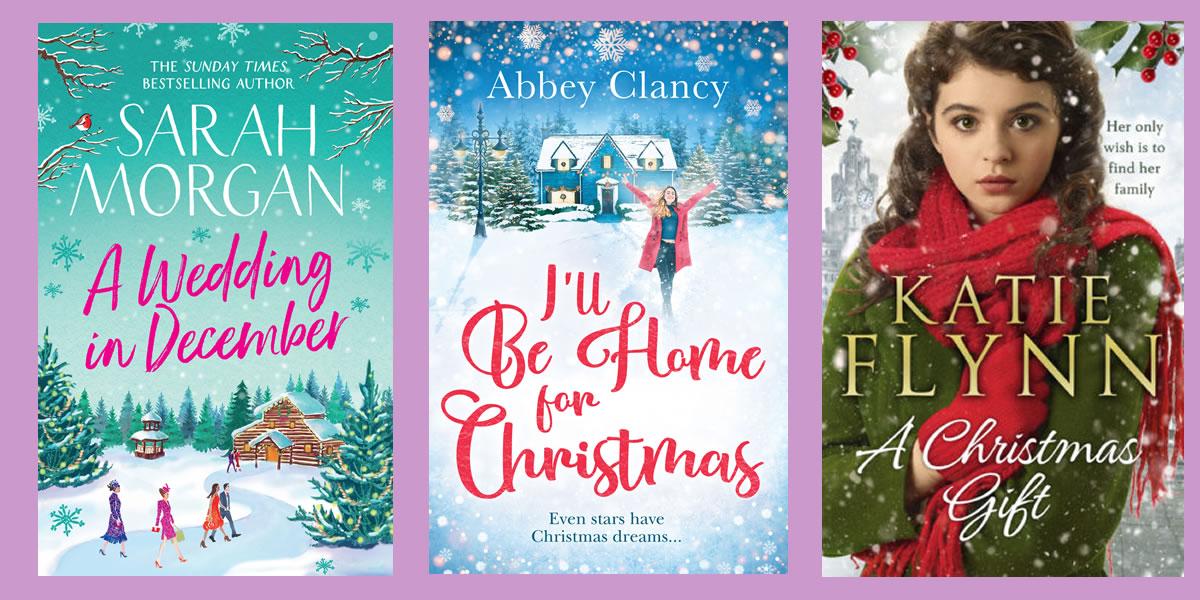 Image of Christmas books 2019