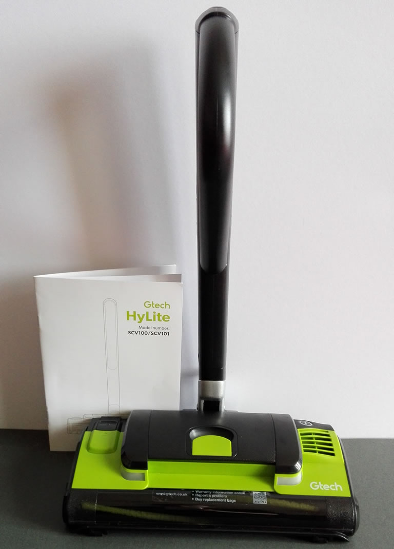 Image of GTech Hylite assembled