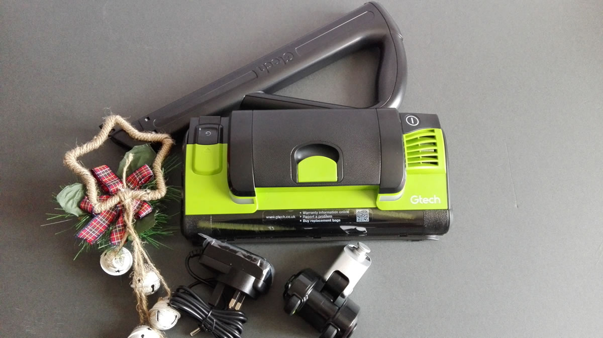 Image of GTech Hylite what is included