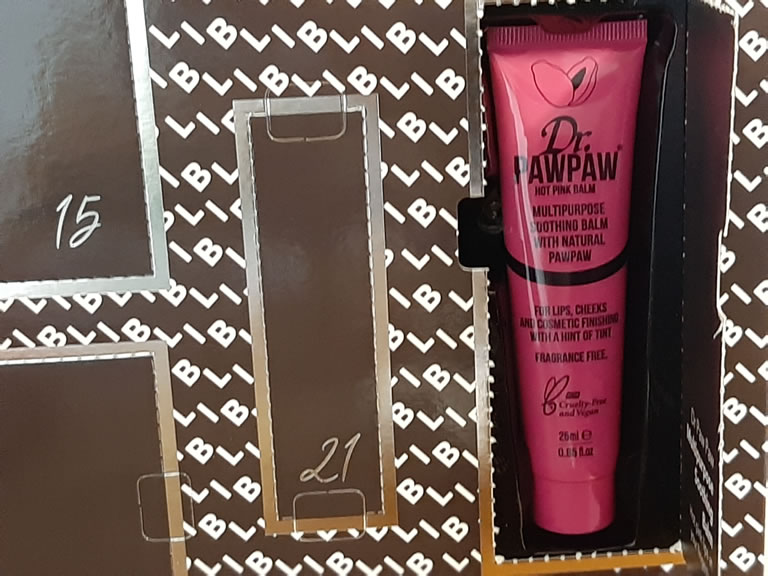 Image of Latest in beauty Dr PawPaw