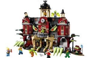 Image of Lego haunted high school