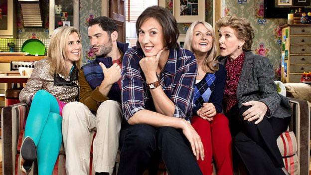 Image of Miranda BBC show