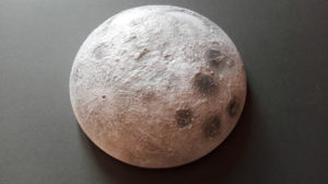 Image of my very own moon out of box