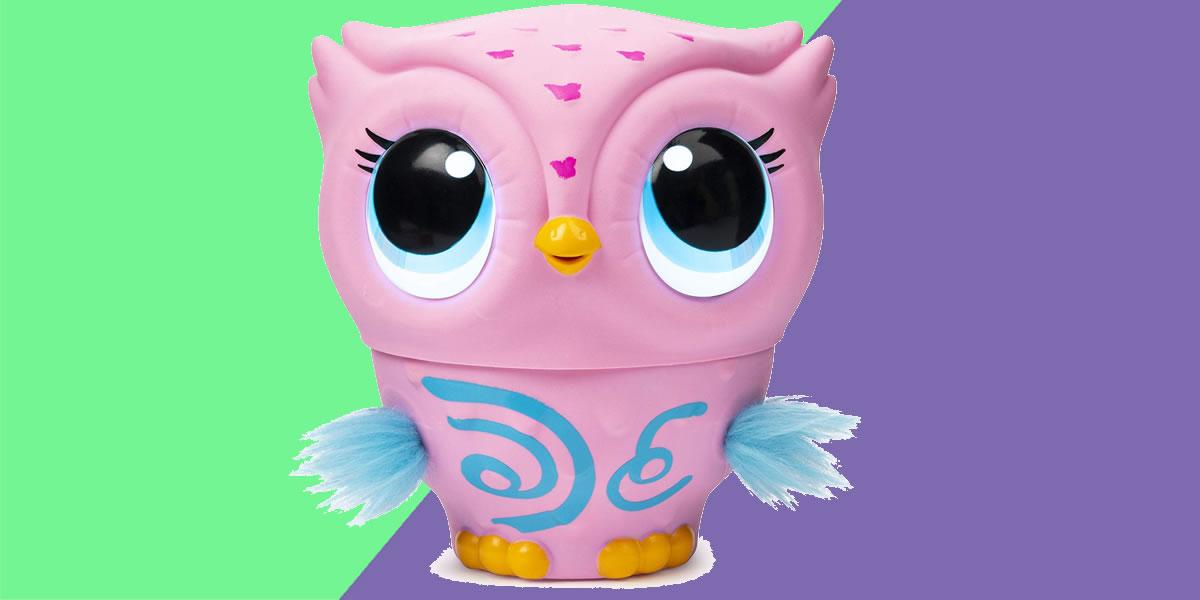 Image of Spinmaster owleez toy
