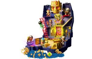 Image of Treasure X treasure tomb