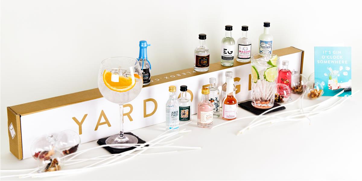 Image of Yard of Gin