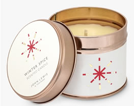 John Lewis Winter Spice Scented Candle