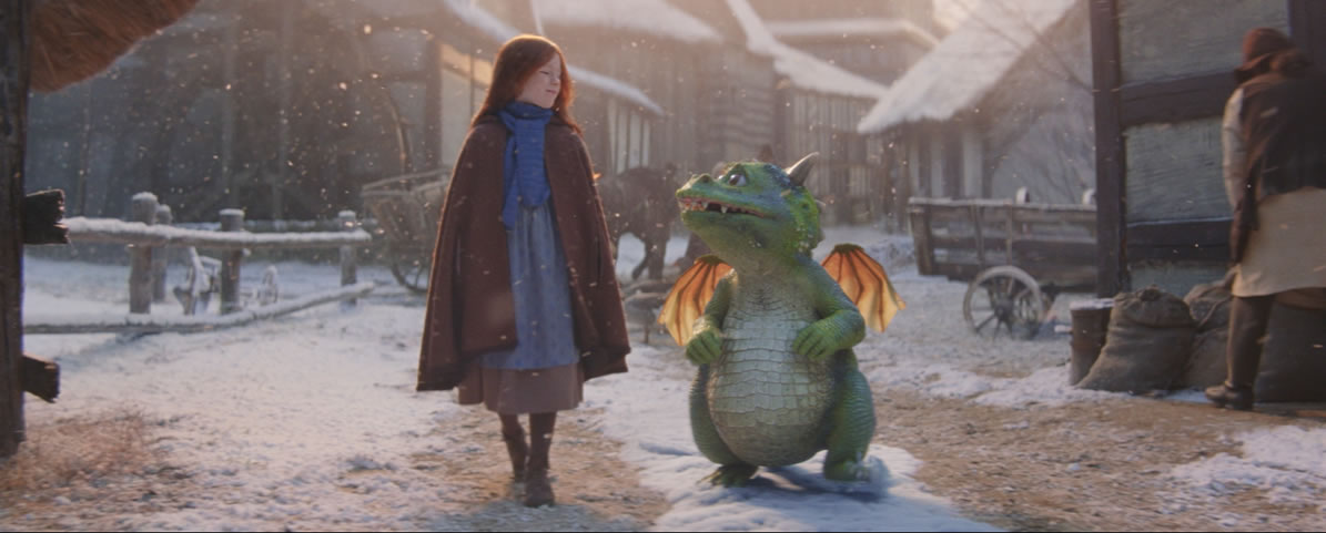 John Lewis & Partners and Waitrose & Partners Christmas Advert - Ava and Edgar