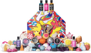 Lush WOW gift set