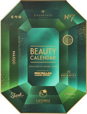 Boots Macmillan Beauty Calendar