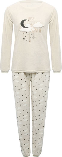 M&Co wish upon a star pyjamas
