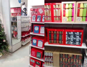 Marks and Spencer In-store Christmas 2019