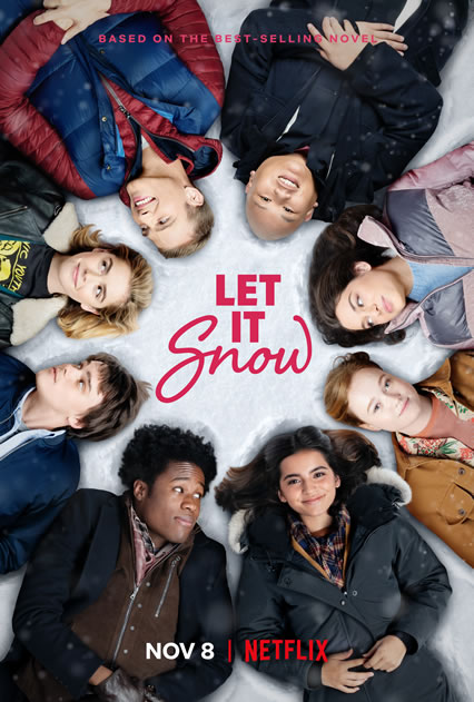 Let it Snow - Available 8th November 2019
