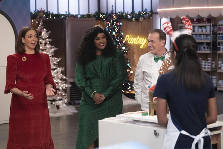 Nailed It! Holiday!: Season 2 - Available 22nd November 2019