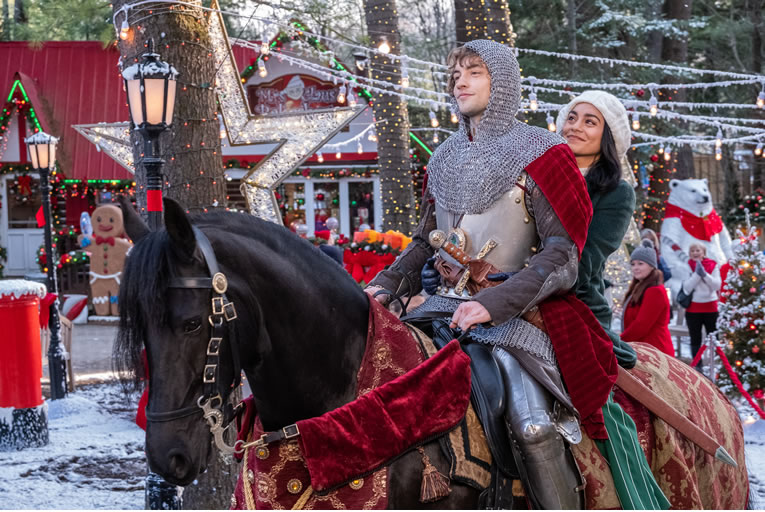 The Knight Before Christmas - Available 21st November 2019