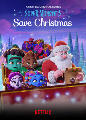 Super Monsters Save Christmas - Available 26th November 2019