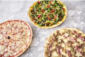 Pizza Express Christmas 2019 Pizza