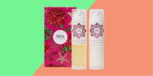 Ren rose duo set
