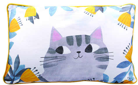 RSPCA Cat Cushion