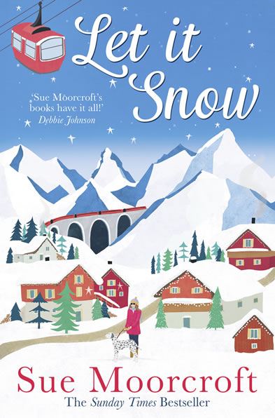 Sue Moorcroft Let It Snow Book