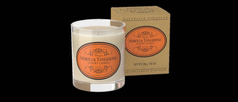The Somerset Toiletry Co Neroli And Tangerine Candle
