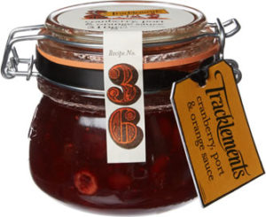 Tracklements Cranberry, Orange And Port Sauce