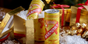 Warnicks Snowball in a can