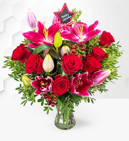 Prestige Flowers - Merry Christmas flowers