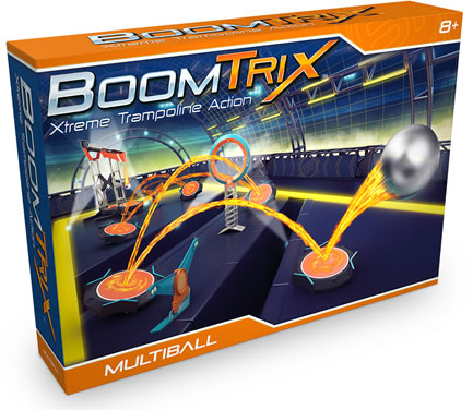 12xmasdays day1 win BoomTrix Multiball Pack