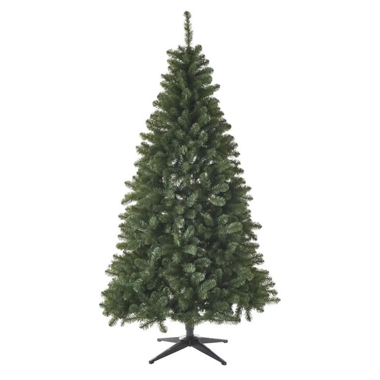 wilko 7ft Canadian Fir Christmas Tree