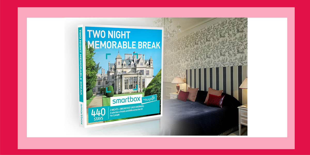 Day 11 #12XmasDays: WIN BuyAGift's Two Night Memorable Break
