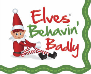 Elves Behavin' Badly logo