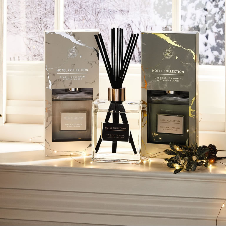 Extra-Large Reed Diffuser (400ml, £9.99)