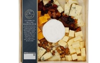 Marks & Spencer Ultimate Cheese Grazing Box, £25