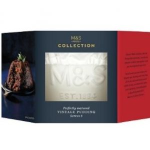 Marks & Spencer Collection Vintage Pudding, £15