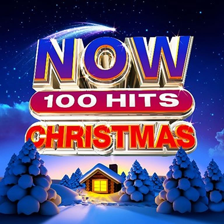 NOW 100 Hits Christmas 2019