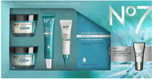 No7 Protect & Perfect Intense Advanced Collection RRP £144.10